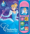 Disney Princess Cinderella: A Timeless Tale (Play-A-Sound) Cover Image