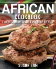 African Cookbook: Book2, for Beginners Made Easy Step by Step Cover Image