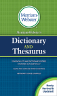 Merriam-Webster's Dictionary and Thesaurus Cover Image