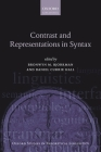 Contrast and Representations in Syntax (Oxford Studies in Theoretical Linguistics) Cover Image