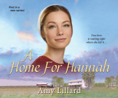 A Home for Hannah (Amish of Pontotoc #1) Cover Image