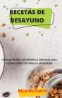 Recetas de Desayuno Cover Image