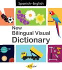 New Bilingual Visual Dictionary (English–Spanish) Cover Image