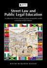 Street Law and Public Legal Education: A collection of best practices from around the world in honour of Ed O'Brien Cover Image