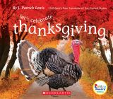 Let's Celebrate Thanksgiving (Rookie Poetry: Holidays and Celebrations) Cover Image
