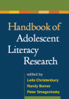 Handbook of Adolescent Literacy Research Cover Image