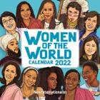 Women of the World Calendar 2022 Cover Image