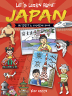 Let's Learn about Japan: Activity and Coloring Book (Dover Children's Activity Books) Cover Image