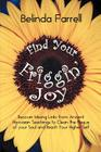 Find Your Friggin' Joy: Discover Missing Links from Ancient Hawaiian Teachings to Clean the Plaque of Your Soul and Reach Your Higher Self. Cover Image