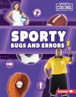 Sporty Bugs and Errors Cover Image