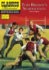 Tom Brown's Schooldays (Classics Illustrated #57) Cover Image