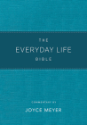 The Everyday Life Bible Teal LeatherLuxe®: The Power of God's Word for Everyday Living Cover Image