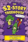 The 52-Story Treehouse: Vegetable Villains! (The Treehouse Books #4) Cover Image