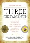 Three Testaments: Torah Gospel PB Cover Image
