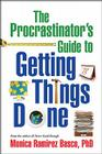 The Procrastinator's Guide to Getting Things Done Cover Image