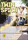 Twin Spica, Volume: 04 Cover Image