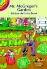 Mr. McGregor's Garden Sticker Activity Book Cover Image