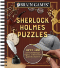 Brain Games - Sherlock Holmes Puzzles Cover Image