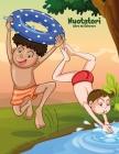 Nuotatori Libro da Colorare 1 Cover Image