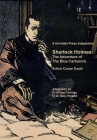 A Dovetale Press Adaptation of Sherlock Holmes: The Adventure of The Blue Carbuncle by Arthur Conan Doyle Cover Image