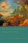 New Horizons for Early Modern European Scholarship Cover Image