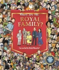 Where are the Royal Family: Search & Seek Book for Adults Cover Image