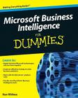 Microsoft Business Intelligence for Dummies Cover Image