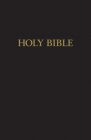 Large Print Pew Bible-KJV Cover Image