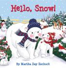 Hello, Snow! (Hello!) Cover Image