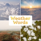 Weather Words: English Edition Cover Image