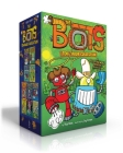 The Bots Ten-Book Collection: The Most Annoying Robots in the Universe; The Good, the Bad, and the Cowbots; 20,000 Robots Under the Sea; The Dragon Bots; A Tale of Two Classrooms; The Secret Space Station; Adventures of the Super Zeroes; The Lost Camera; Tinny's Tiny Secret; etc. Cover Image