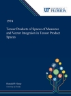 Tensor Products of Spaces of Measures and Vector Integraion in Tensor Product Spaces Cover Image