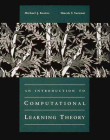 An Introduction to Computational Learning Theory Cover Image