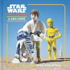 Star Wars Epic Yarns: A New Hope Cover Image