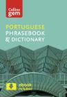 Collins Gem Portuguese Phrasebook & Dictionary Cover Image