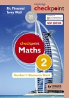 Cambridge Checkpoint Maths Teacher's Resource Book 2 Cover Image