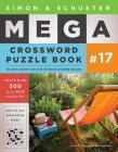 Simon & Schuster Mega Crossword Puzzle Book #17 Cover Image