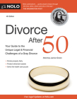 Divorce After 50: Your Guide to the Unique Legal and Financial Challenges Cover Image