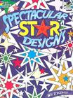 Spectacular Star Designs (Dover Coloring Books) Cover Image
