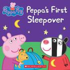 Peppa's First Sleepover (Peppa Pig) Cover Image