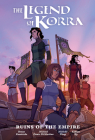 The Legend of Korra: Ruins of the Empire Library Edition Cover Image