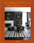 Living in Style the New Art Deco Cover Image