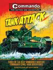 Tank Attack: Three of the Best Armoured Warfare Commando Comic Book Adventures Cover Image