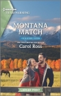 Montana Match: A Clean Romance Cover Image