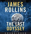The Last Odyssey CD: A Thriller (Sigma Force Novels #15) Cover Image