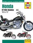 Honda VT1100 Shadow: '85 to '07 (Haynes Service & Repair Manual) Cover Image