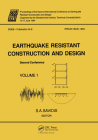 Earthquake Resistant Construction and Design II, Volume 1: Proceedings of the Second International Conference, Berlin, 15-17 June 1994, 2 Volumes Cover Image