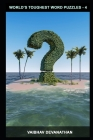 World's Toughest Word Puzzles - 4 Cover Image