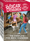 The Boxcar Children Great Adventure Set Cover Image