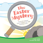 The Easter Mystery - Pack of 25: Pack of 25 Children's Easter Leaflets Cover Image